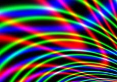kolor tła tęczę Obraz Royalty Free