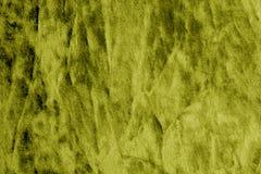 Kolor tekstylna tekstura w żółtym kolorze Fotografia Stock
