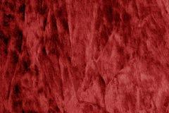 Kolor tekstylna tekstura w czerwonym kolorze Obrazy Stock