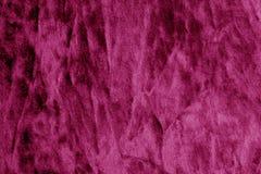Kolor tekstylna tekstura w menchia kolorze Obrazy Stock