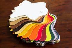 Kolor w stole Obraz Stock