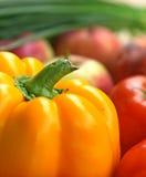kolor warzywa owocowe obraz stock
