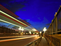 Kolorado-Brücke lizenzfreies stockbild