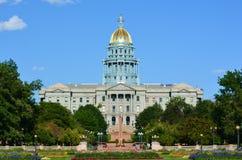 Kolorado Capitol budynek Fotografia Stock