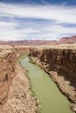 Kolorado-Fluss Stockfoto