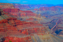 Kolorado-Fluss im Grand Canyon Stockfoto