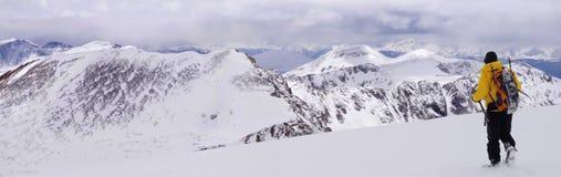 Kolorado fourteeners Panorama Lizenzfreies Stockbild