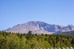Kolorado Góry 24 Obrazy Royalty Free