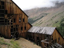 Kolorado-Gruben-Geschichte Lizenzfreie Stockfotografie