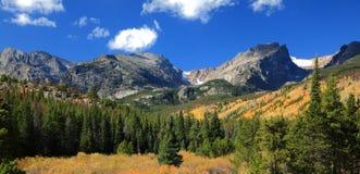 Kolorado-Landschaft Lizenzfreie Stockfotos