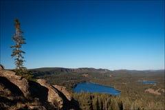 Kolorado-Landschaft Stockfotos