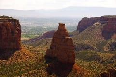 Kolorado-nationales Denkmal Lizenzfreie Stockfotografie