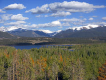 Kolorado Rockies Lizenzfreies Stockfoto