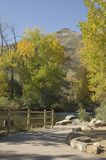 Kolorado-Schule der Gruben Stockfotografie