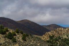 Kolorado Skalistej góry krajobraz obrazy stock