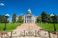 Kolorado Stan Capitol Budynek zdjęcia stock