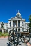 Kolorado Stan Capitol Budynek zdjęcie royalty free