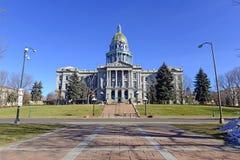 Kolorado stanu Capitol budynek, dom zgromadzenie ogólne, Denver fotografia royalty free