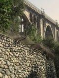Kolorado-Straßen-Brücke Stockfotografie