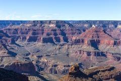 Kolorado uroczysty jar od południowego obręcza, Arizona Zdjęcie Stock