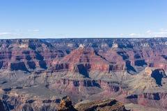 Kolorado uroczysty jar od południowego obręcza, Arizona Zdjęcia Stock