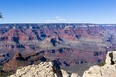 Kolorado uroczysty jar od południowego obręcza, Arizona Obraz Royalty Free