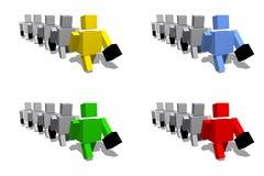 kolorem jest Zdjęcie Stock