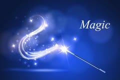Kolorful magic wand Stock Photo