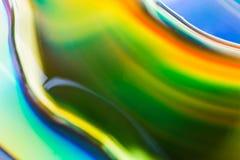 Kolorowa abstrakcjonistyczna akwareli tekstura Obraz Stock
