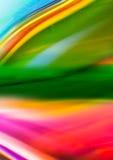 Kolorowa abstrakcjonistyczna akwareli tekstura Obrazy Royalty Free