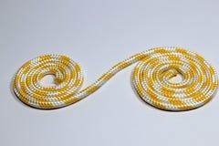 Kolorowa arkana, Żółta arkana Obraz Royalty Free