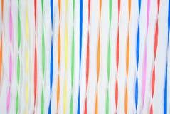 Kolorowi faborki Fotografia Stock