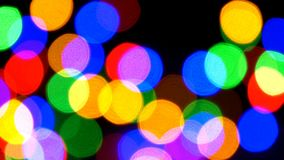 Kolorowa bokeh tła tekstura zdjęcie wideo
