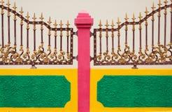 kolorowa ściany Zdjęcia Stock