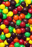kolorowa cukierek czekolada Obrazy Royalty Free