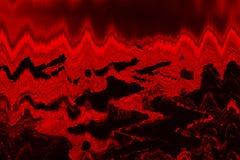 Kolorowa czerwień zabarwia abstrakcjonistycznego tło Zdjęcia Royalty Free