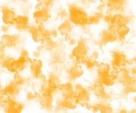 Kolorowa dymna akwareli tła tekstura dla prezentacji, stron internetowych lub grafiki tła, ilustracja wektor