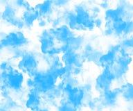 Kolorowa dymna akwareli tła tekstura dla prezentacji, stron internetowych lub grafiki tła, ilustracji