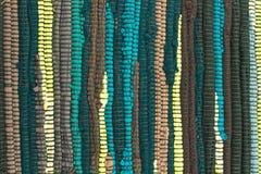 Kolorowa dywanowa tekstura Zdjęcie Royalty Free