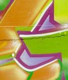 kolorowa farbę Obrazy Royalty Free