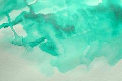 Kolorowa farba na papierze abstrakcyjny t?o zdjęcie royalty free