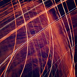 Kolorowa fotografia z rocznika skutkiem Obraz Stock