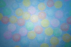 Kolorowa frosted szkła tekstura jako tło Obraz Stock
