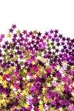kolorowa gwiazdy błyskotliwość obrazy royalty free
