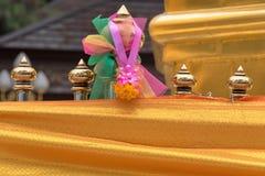 Kolorowa i Prayerful świątynia Obrazy Royalty Free