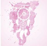 Kolorowa ilustracja wymarzony łapacz Fotografia Royalty Free