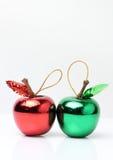 Kolorowa Jabłczana piłka Fotografia Stock