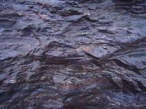 kolorowa kamienna tekstura Fotografia Royalty Free
