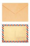 Kolorowa koperta, rocznika styl, trend, styl Fotografia Stock