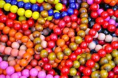 kolorowa koralik mieszanka Fotografia Royalty Free